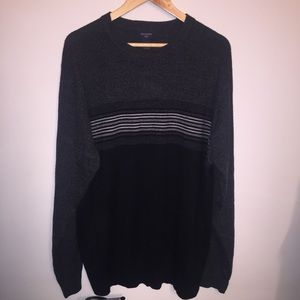 Dockers Cozy Oversized Men's Crew Neck Sweater
